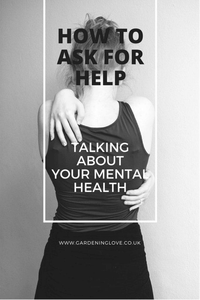 How to ask for help when talking about your mental health. Mental health help and support. #mentalhealth #mentalhealthhelp #support #itsoktotalk #endthestigma