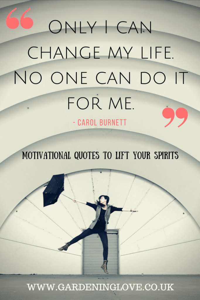 Motivational quotes to lift your spirits. Pearls of wisdom to inspire you.