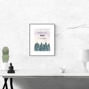 Lost In The Woods Digital Download
