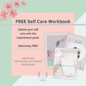 Free self care workbook - Gardening Love opt-in