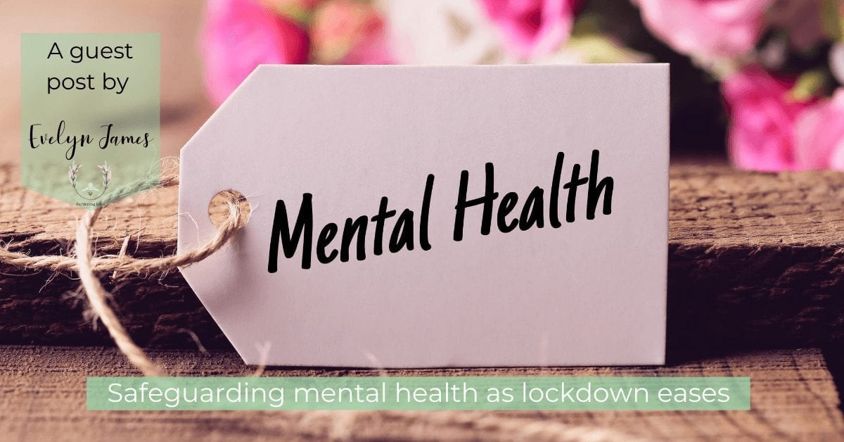 How to safeguard your mental health after the coronavirus lockdown #mentalhealth #selfcare