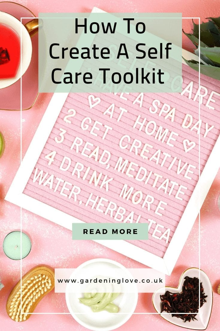 How to create a toolkit to fit into your self-care routine as you need it. Always have a back up plan for those times in need. #SelfCare #Toolkit #Lifestyle #PersonalDevelopment #MentalHealth
