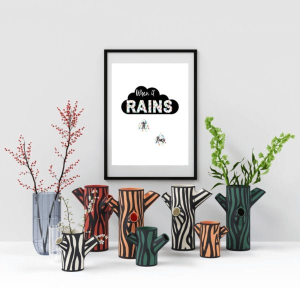 When It Rains It Pours Instant Digital Download