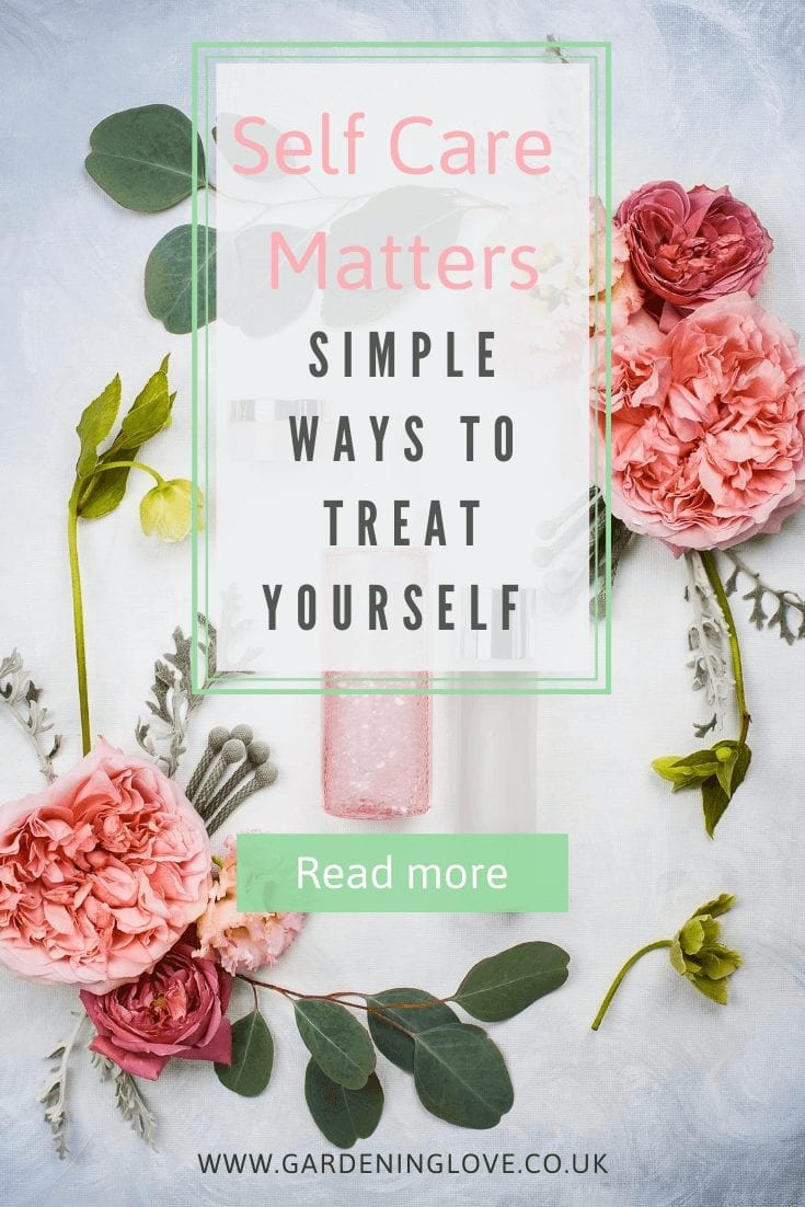 Self-care matters. Find out why? and how to implement it in your daily life. Discover simple ways to treat yourself. #self-care #wellness #wellbeing #routine #PersonalDevelopment #MentalHealth