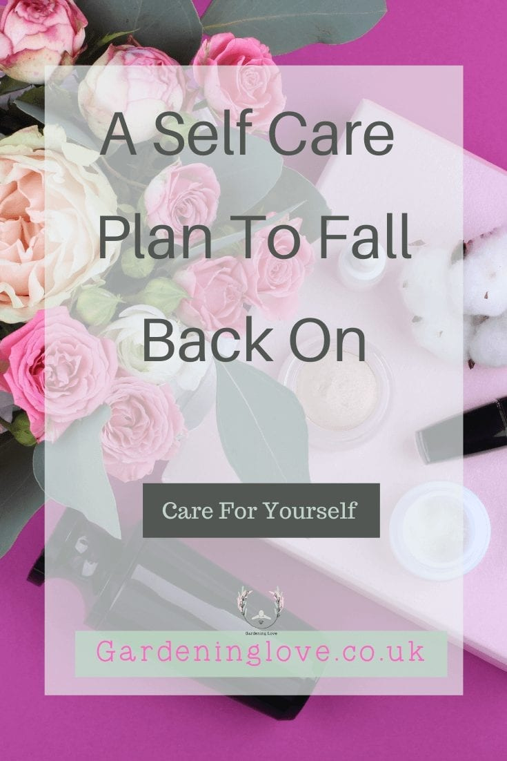 How to make a toolkit to boost your self-care routine when you need it. #SelfCare #Routine